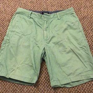 "Men's lightly worn Nautica 32"" waist shorts"